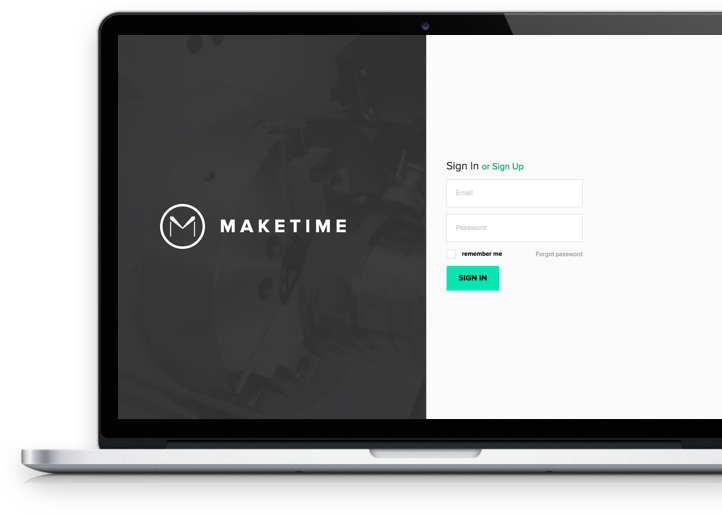 MakeTime Product Demo